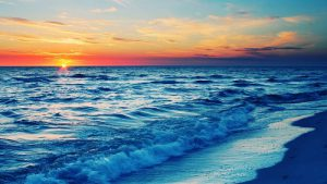 آرم دریا نقشه