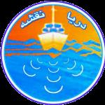 لوگو دریا نقشه