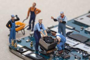 تعمیرات دستگاه های دریایی