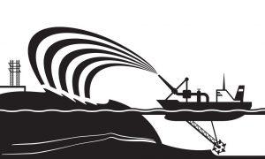 سیستم پایش لایروب- دریا نقشه-مانیتورینگ لایروب