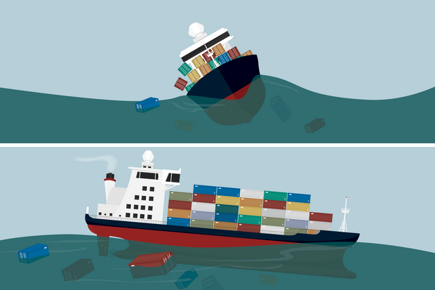 سیستم تعادل شناور- شرکن مهندسین مشاور دریا نقشه
