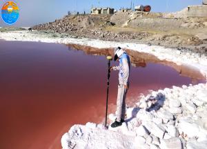 دریاچه ارومیه- هیدروگرافی- دریانقشه